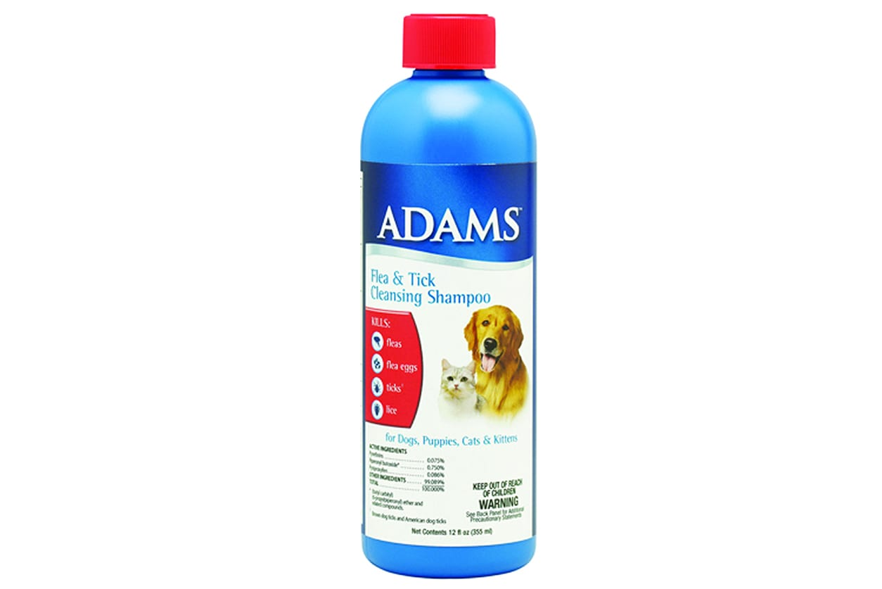 Adams Flea Shampoo
